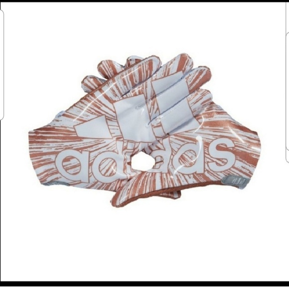 adidas Other - Adidas Football Gloves Bronze Size Large